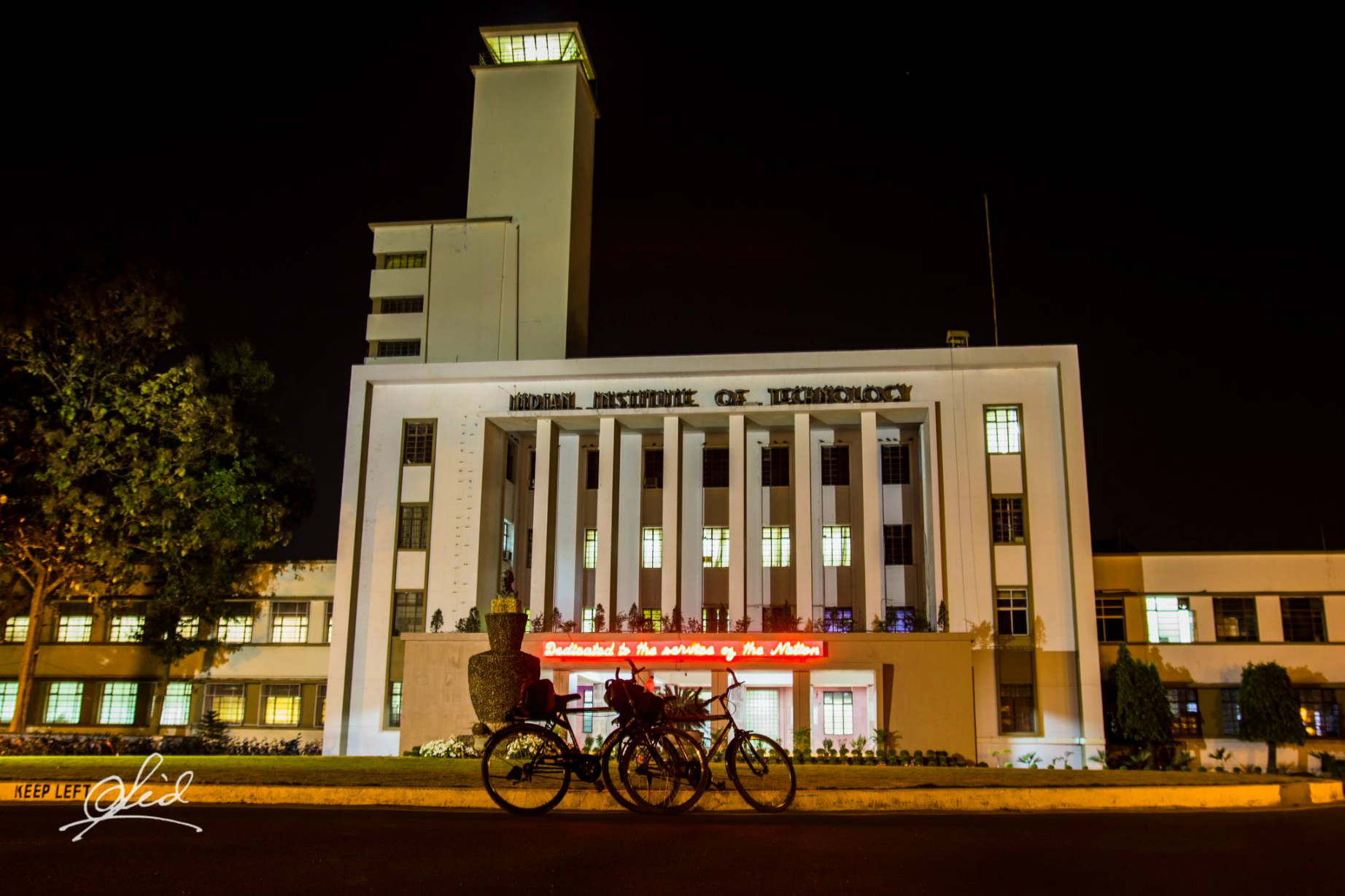 main-building-at-night